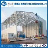 中国の供給はプレハブによって設計されているサンドイッチパネルの鋼鉄建物をカスタマイズした
