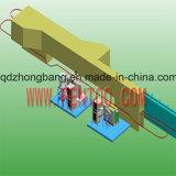 Linha de revestimento favorável ao meio ambiente do pó da alta qualidade para o tanque de gás
