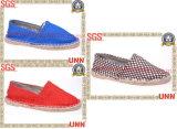 Chaussures d'espadrille de loisirs (SD6169)