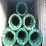 Fio de aço galvanizado de cabo distribuidor de corrente para a armadura