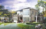 Vorfabriziertes Stahlkonstruktion-modernes lebendes Haus