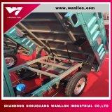 Triciclo elettrico del carico dell'azienda agricola/triciclo elettrico adulto del deposito per carico
