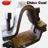 """Morsetto della scanalatura a """"u"""" del carbone della Cina"""