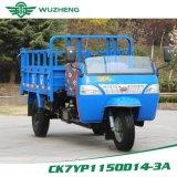 Triciclo Diesel da condução à direita de Waw da descarga de China para a venda