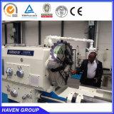 Máquina de giro horizontal da máquina do torno CW6636X4000