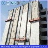 건물 청소와 정비를 위한 중단된 플래트홈 Zlp630