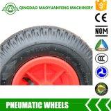 пневматическое колесо 8inch для ручных тележек и вагонеток