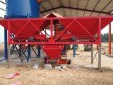 Machine de fabrication de brique concrète semi automatique
