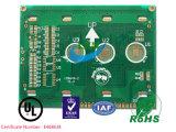 PWB da placa de circuito impresso de 4 camadas para a placa de controle eletrônico