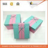 中国の工場卸売ベルトのペーパー包装および印刷ベルトボックス