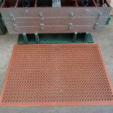 De kleurrijke RubberMat van de Matten van de Keuken van de Mat van het Gat van de Mat Rubber Antislip Zuurvaste Rubber