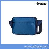 小型旅行携帯電話のウエスト袋を実行する方法スポーツ