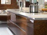 Alto fabricante brillante moderno de la cabina de cocina de la laca (zz-067)