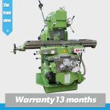 X6132 de Horizontale Machine van het Malen met de Lijst van de Wartel (de Universele Machine van het Malen)