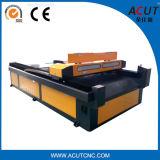 Вырезывание листа лазера акриловое и гравировальный станок/деревянная машина лазера