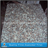 De roze Tegels van de Vloer/van de Muur van het Graniet van Kleuren G664, de BuitenTegels van de Bevloering,