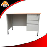 Schule Use Steel Office Desk mit Drawer