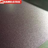 高品質かマットのしわPrepaintedカラーによって塗られる鋼鉄コイルまたは冷間圧延される