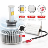 Kit innovatore automatico dei fari dell'automobile LED di 40W 3600lm H3