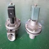 Válvula de solenóide da imprensa do aço inoxidável 2/2-Way zero (YCZS)