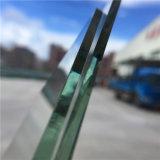 Vetro riflettente dello specchio grigio scuro dello specchio di vetro 12mm del tavolino da salotto dello specchio della Tabella del ristorante