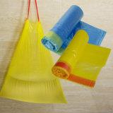 Wasserdichter Geruch-Beweis Drawstring-Abfall-Abfall-Beutel
