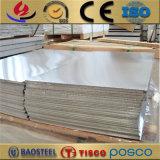 Plaque en aluminium pure de feuille de la fabrication 1070 en stock