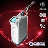 Apparecchiatura frazionaria V8 del laser di ricostruzione della pelle del fronte del CO2 popolare