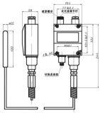 Переключатели температуры сосуда Wtzk-50-C водоустойчивые Capillary