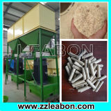 Máquina de madera del molino de la pelotilla del serrín de la cáscara del arroz del tallo de la paja del pino de los registros