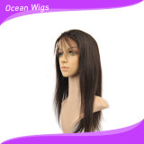 Parrucca brasiliana umana del merletto della parte anteriore dei capelli di Remy del Virgin di 100%