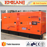 генератор молчком электрического перезаряжаемые генератора 25kVA~1000kVA портативный тепловозный