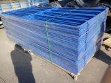 PVC покрыл загородку скотин стальной трубы сваренную