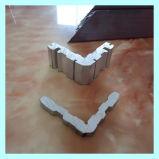 単一のヘッド角の結合機械