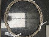 99.95% Чисто белый провод вольфрама для покрытия вакуума