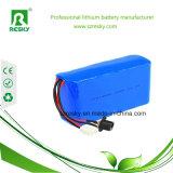 18650 bateria do Li-íon 4000mAh 12V para o farol da pesca