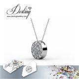 Het Kristal van de Juwelen van het lot van Swarovski om Tegenhanger & Halsband