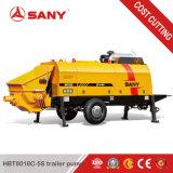 Sany Hbt8018c-5s 85m3/H 두바이 Russa 말레이지아 인도네시아에 있는 판매를 위한 디젤 엔진 트레일러 펌프