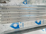 Vollautomatische t-Rasterfeld-Maschinen-reale Fabrik-Stall-Qualität