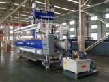 Programa Controlado Auto1000 Membrana Filter Press With Cloth Wash System