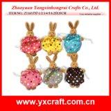 Giorno felice d'attaccatura di Pasqua del nuovo punto di disegno di Pasqua del regalo di Pasqua della decorazione di Pasqua (ZY15Y350-1-2-3)