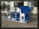 Machine mobile de Shandong Yufeng de machine de bloc concret