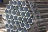 Quadrato galvanizzato Piep d'acciaio del tubo d'acciaio di buona qualità per costruzione