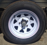12inch에 16inch Trailer Wheel Rims