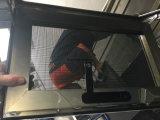 Guichet de charnière de modèle de garantie avec le guichet invisible d'écran/tissu pour rideaux
