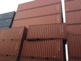 Gebruikte Lege Container zelf-Bezeten Container/Aangepaste Verschepende Container