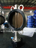 Marine Industry Butterfly Valve for Sea Toilets