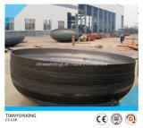 Крышки безшовной трубы стали углерода ASTM A420 Wpl6