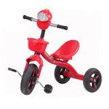 Passeio do veículo com rodas de China três na bicicleta dos miúdos