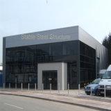 Здание металла стальной структуры для промышленного/рекламы/Resiential/разрешения земледелия